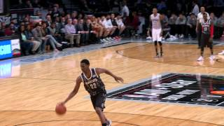 Andrew Wiggins' Reverse 360-Degree Dunk