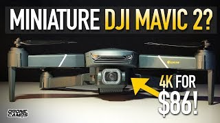 DJI MAVIC 2 MINI 4K DRONE? - Eachine e520 4K Drone - Review & Flights