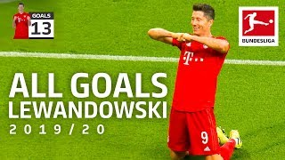 13 Goals in Only 9 Matches - Robert Lewandowski - Bayern's Record-breaker