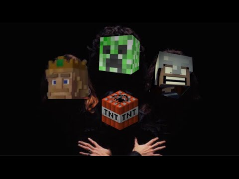 [Read Pinned Comment] Bohemian Rhapsody But Mashed Up With Minecraft Parodies