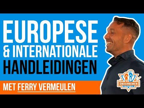 Europese & Internationale handleidingen met Ferry Vermeulen