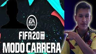 EL COMIENZO- MODO CARRERA - FIFA 20.... 😱