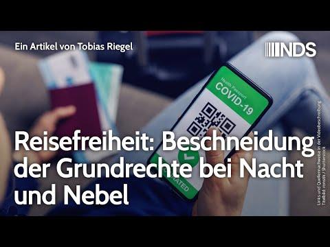 Reisefreiheit: Beschneidung der Grundrechte bei Nacht und Nebel   Tobias Riegel   NDS-Podcast