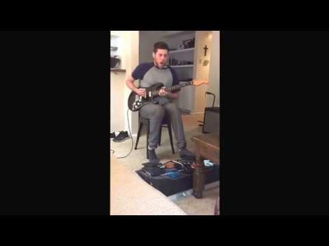 Alamo music guitar wars application  Brock Gibson