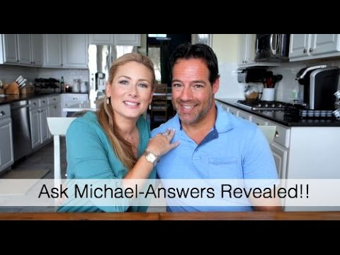 Ask Michael-Answers Revealed   MsGoldgirl