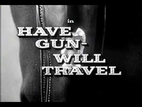 Have Gun Will Travel Theme Song