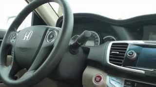 Reseña Honda Accord 2013 - Sobre Asfalto - Español
