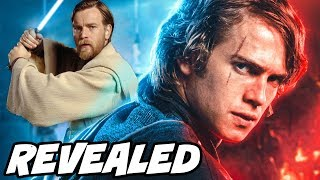 Obi-Wan Reveals How Anakin Could Become Unstoppable [Pre Revenge of the Sith]