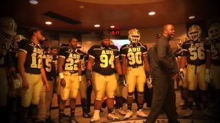 Alabama State Football 2015 Season Year In Highlight Review