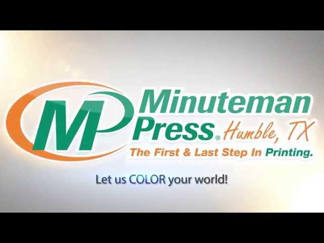 MinuteManPress Animated Logo
