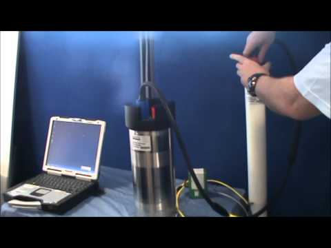 Seatooth Video: WFS Technologies' new wireless subsea video camera
