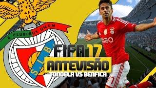 FIFA 17 | ANTEVISÃO - TONDELA VS BENFICA | PLAYSTATION 4 | PT
