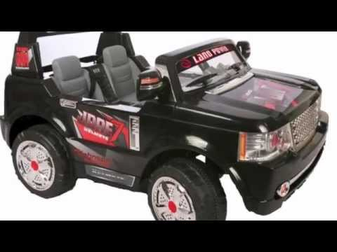 black premium 24v ultra fast kids electric jeep youtube