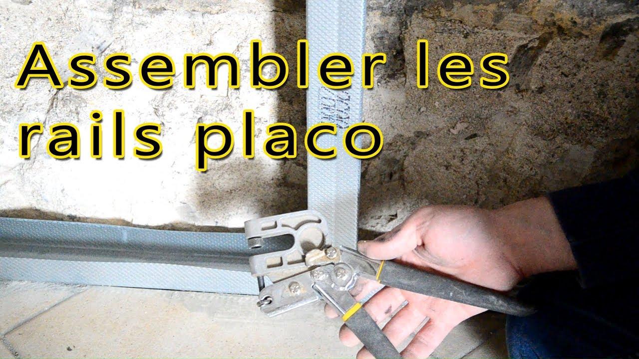 Placo Pince à Sertir Les Montants