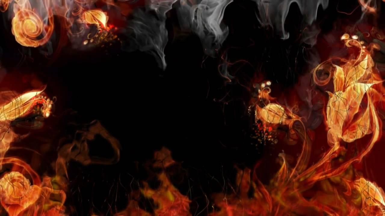 Fondos De Patalla: Fondo De Pantalla Con Movimiento Firebloom.wmv