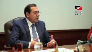 وزير البترول: الإمارات والسعودية والكويت قدموا لنا شحنات مجانية بـ٩ مليار دولار