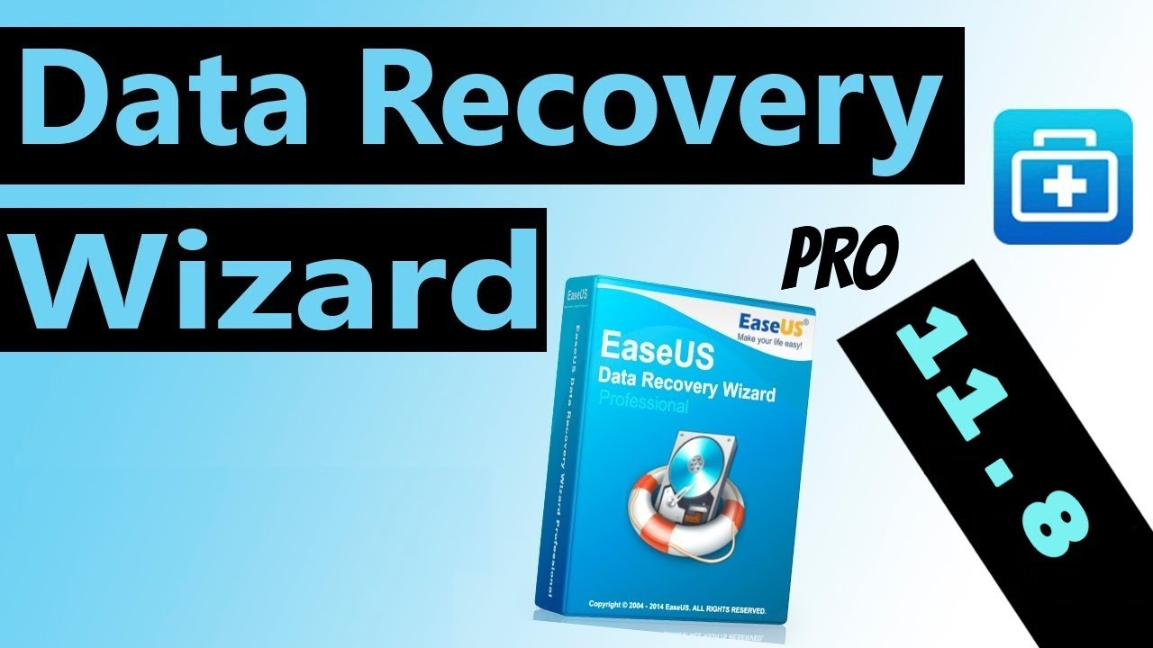 FREE EaseUS Data Recovery Wizard 11.8 + Crack + License ...