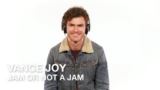 Vance Joy Plays Jam or Not a Jam!