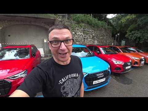 Новый Audi Q3 RUS Тест-Драйв. Тойота РАВ4 2020 уже не кажется Дорогой.]