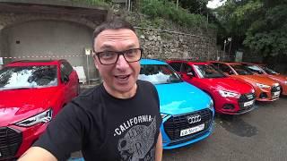 Тест-драйв нового Audi Q3 2019 // Игорь Бурцев