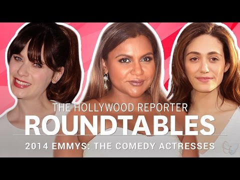 Zooey Deschanel, Mindy Kaling and more Comedy Actresses on THR