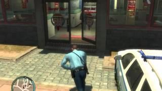 GTA IV POLICE MOD CZECH