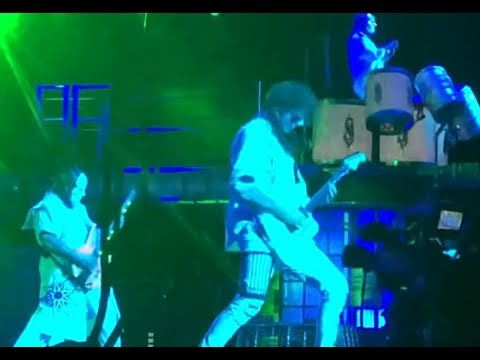 "Slipknot performed ""Solway Firth"" 1st time live - Dimmu Borgir Euro tour!"