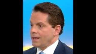 Anthony Scaramucci gives first interview after forcing CNN to retract fake news story