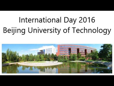 International Day 2016 | Beijing University of Technology | Rebecca Nugent