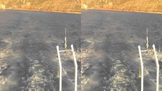 проплываем около острова Калидон (Крит Греция)(, 2014-09-01T03:17:11.000Z)
