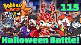 Download Yo-kai Watch Puni Puni #115: Halloween Scramble! Ruby Komashura! Horror Venoct! Robbett Watch! Mp3