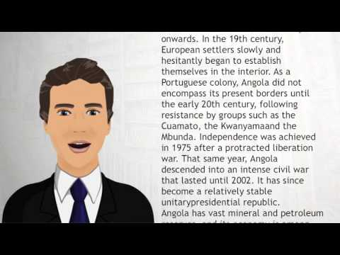 Angola - Wiki Videos