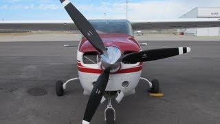 The Return to Cape Town in a Cessna 210