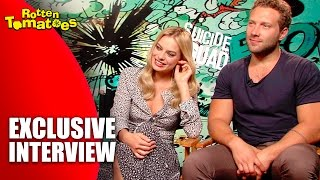 Party Tricks with the Cast of 'Suicide Squad' - Exclusive Interview (2016)