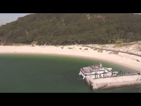 Rías Baixas - Playas de bandera