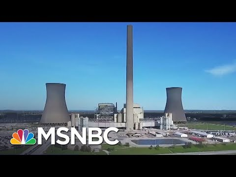 Coal-Fired Power Plants In Jeopardy As President Trump Considers Leaving Paris Climate Deal | MSNBC