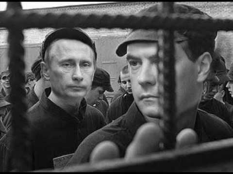 Новости из недалёкого будущего:  Пойман Медведев,Путин уже ждёт его в камере