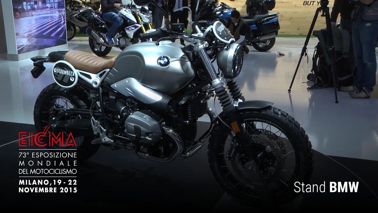 画像: Eicma 2015 | Stand BMW www.youtube.com