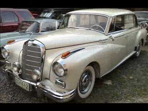 Mercedes benz classic collection youtube for Mercedes benz classic cars