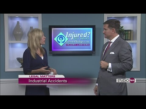 Studio 10: Legal Matters - Industrial Accidents