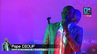 [REPLAY] Revivez la soirée de lancement du « Grand Begué » de Pape Diouf au Radisson