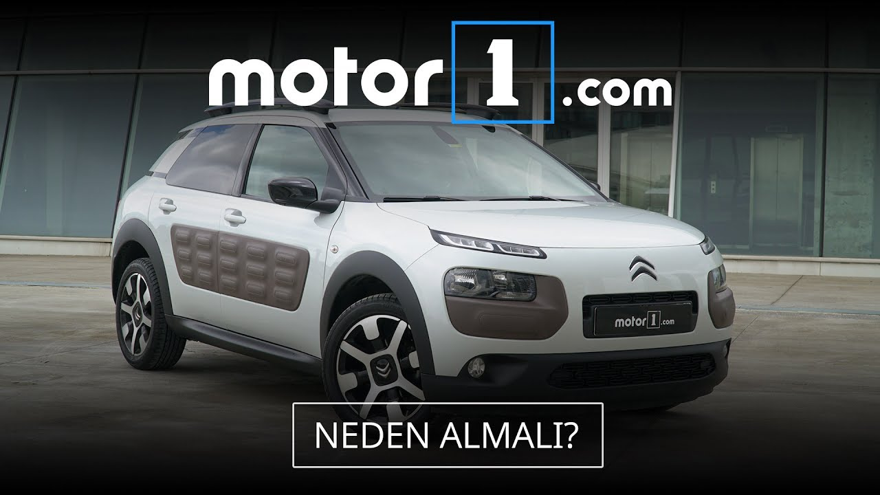 2017 citroen c4 cactus 1 6 dizel otomatik ncelemesi neden almal youtube. Black Bedroom Furniture Sets. Home Design Ideas