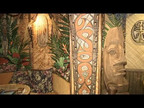 La culture Tiki s'expose au Quai Branly - 26/06