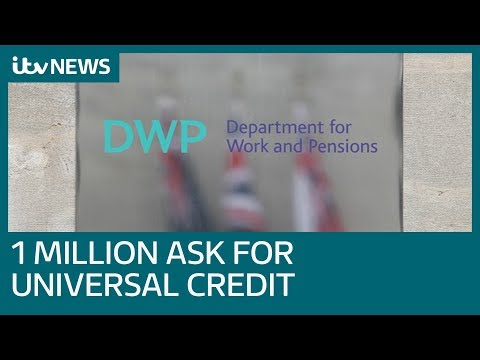 Coronavirus: Almost One Million People Apply For Universal Credit In Two Weeks | ITV News