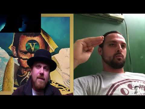 VEIL OF MAYA Lukas Magyar Interview with Scotty J on tour bus