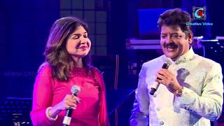 #Kaho na pyar hai...#Udit Narayan and Alka Yagnik new live performance.#UditNarayanFansClub
