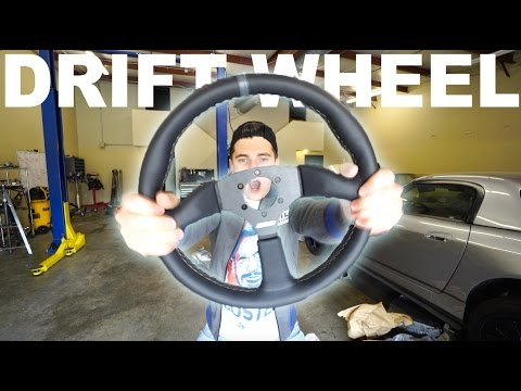 DRIFT WHEEL INSTALL! | Project SC300