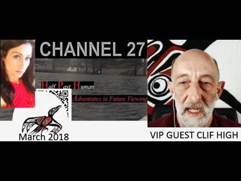 CLIF HIGH VIP GUEST- Forecasts and Woo  3/19/18