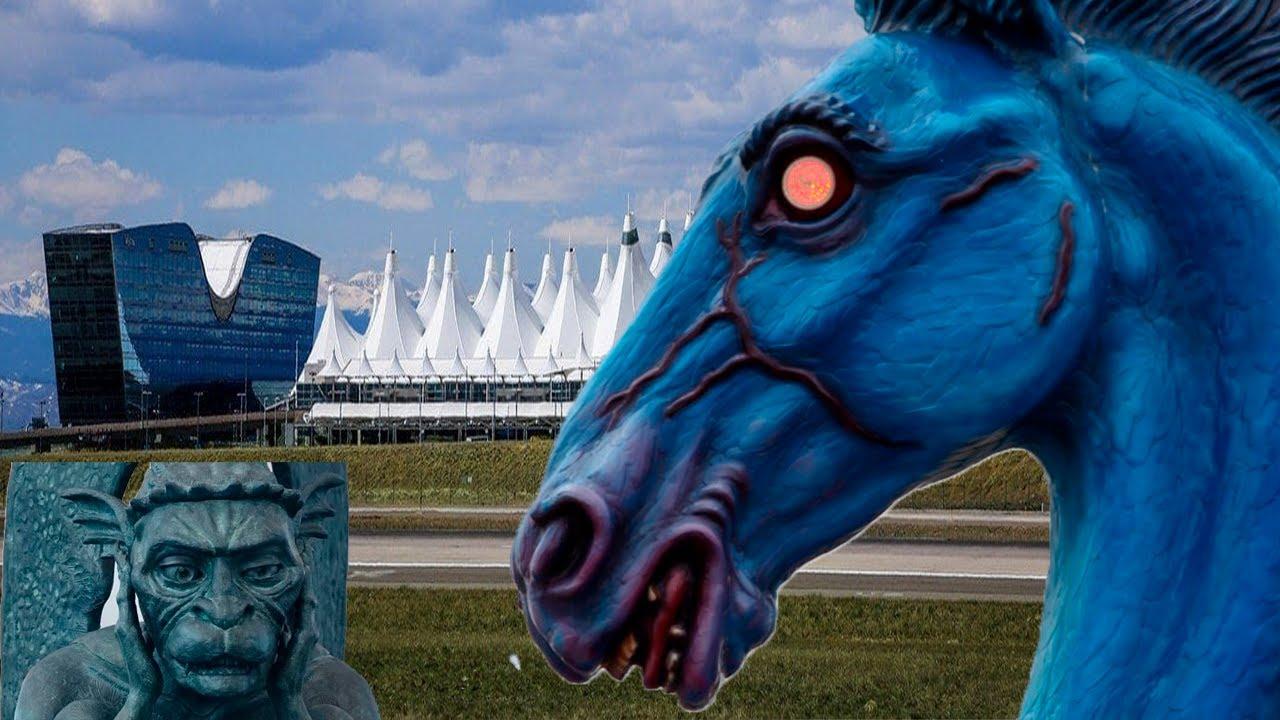 Bienvenidos al Aeropuerto Illuminati de Denver