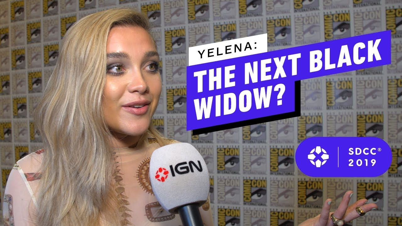 Will Florence Pugh S Yelena Become The Future Black Widow